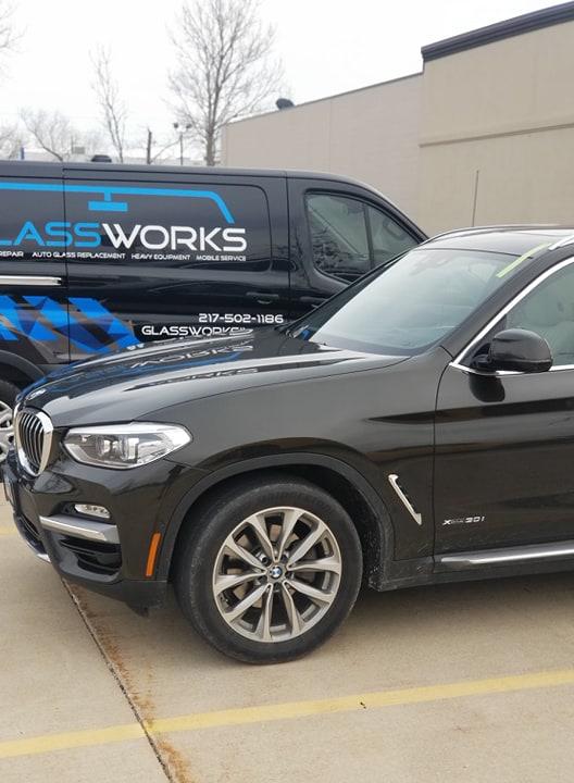 Glassworks BMW X3