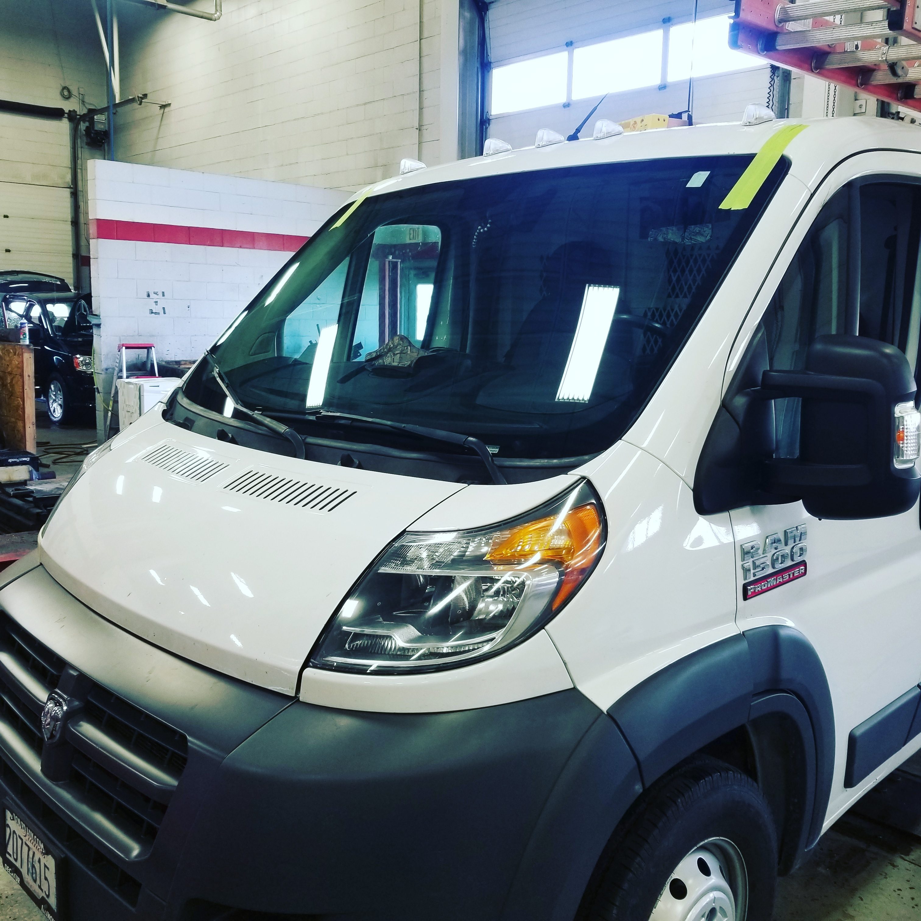 Promaster Windshield